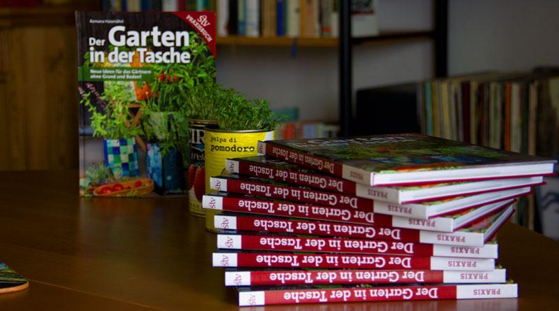 DEIN Gartenbuch ist da!
