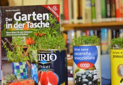 Der Garten in der Tasche in der Presse